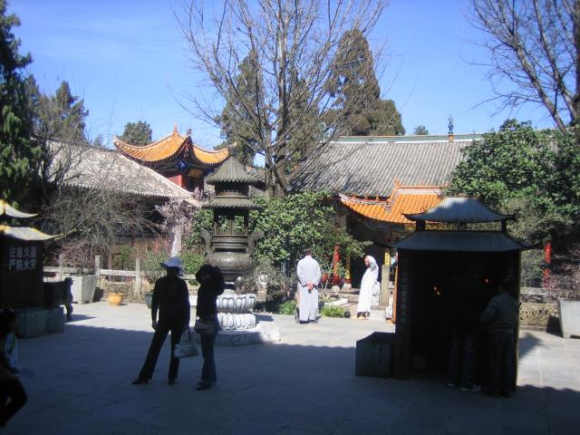 Temple Huating