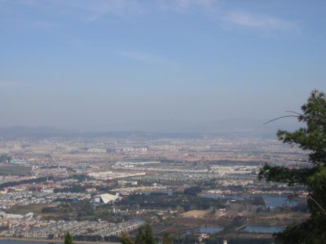 Kunming view