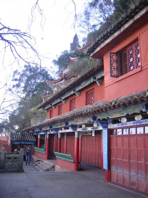 Lingguan pavillon