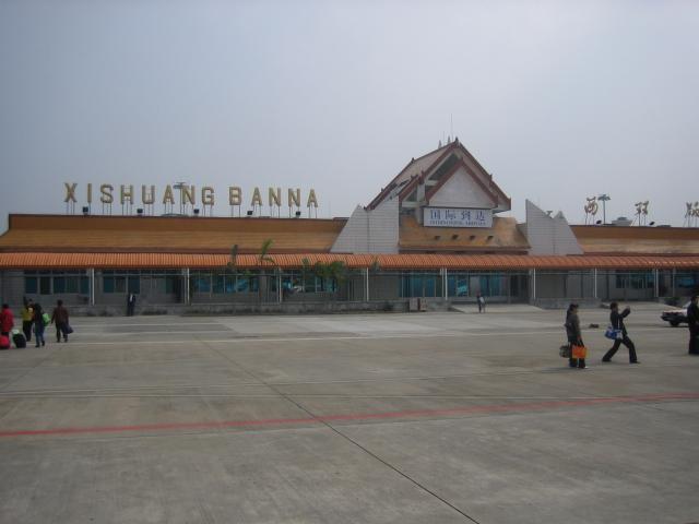 Xishuangbanna airport