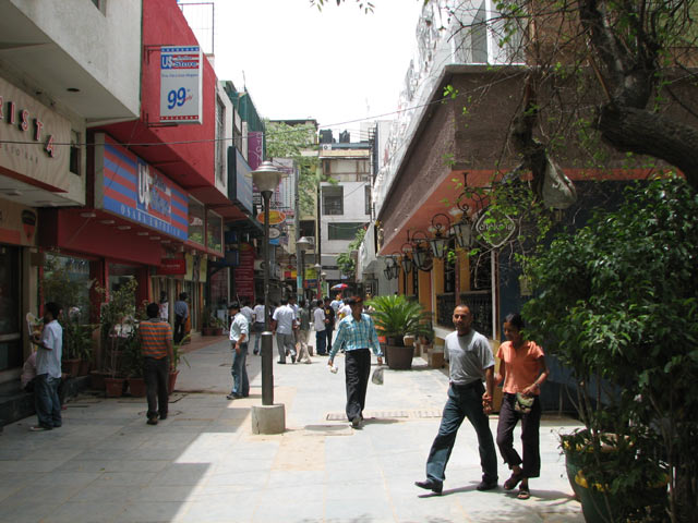 Categorie New Delhi Rue