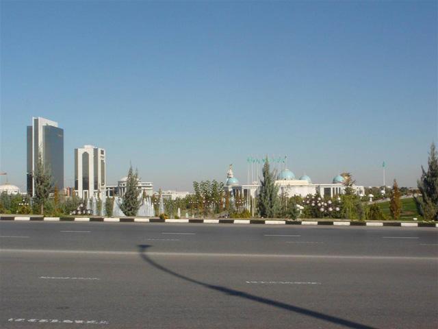 Categorie Achgabat Palais Rukhiyet
