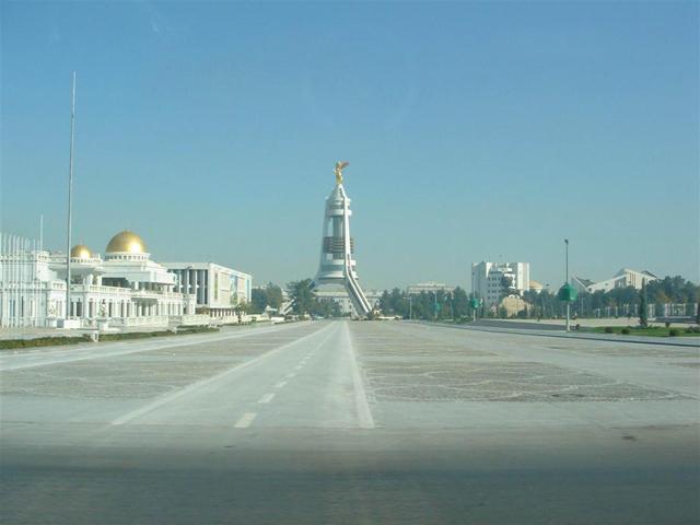 Categorie Achgabat Arch de Neutralité