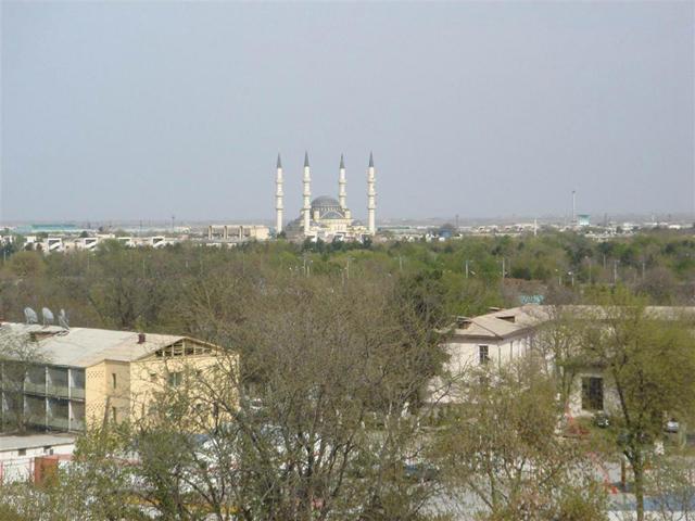 Categorie Achgabat Mosquée Azadi