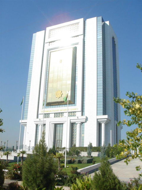 Categorie Achgabat Centre-ville