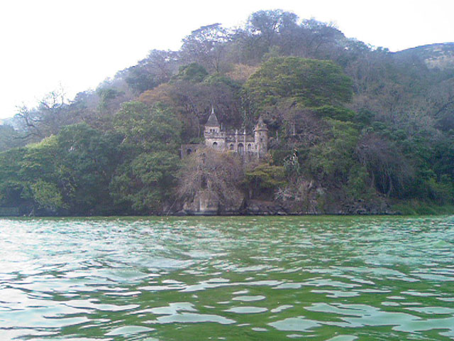 El lago amatitlan