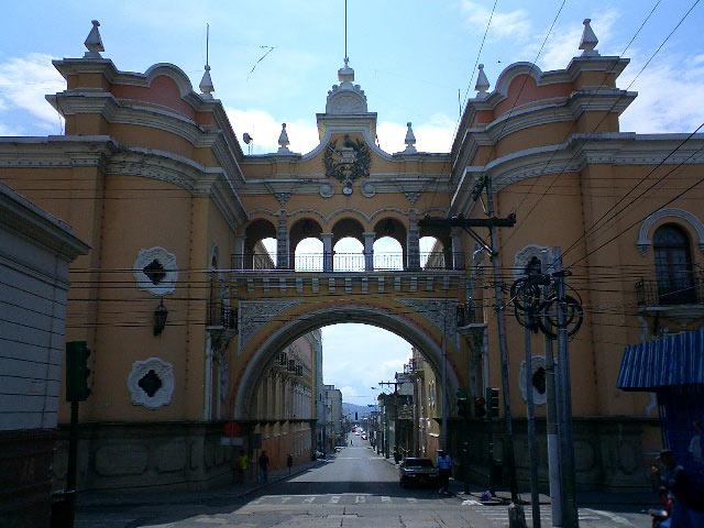 Categorie Guatemala (ville) Centre-ville