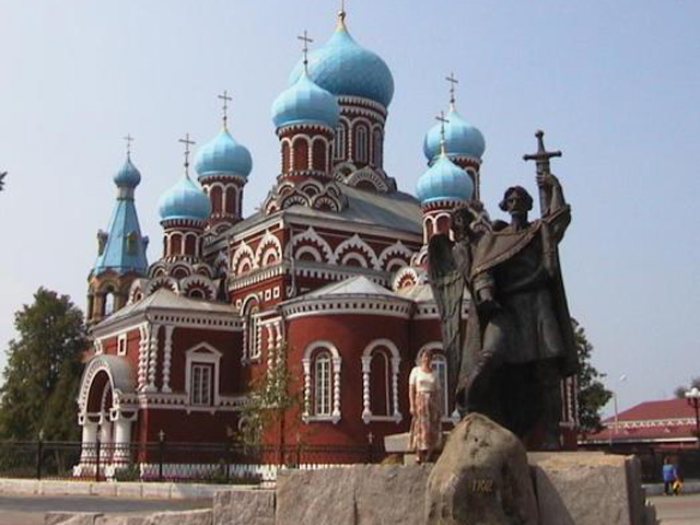 Belorussian Orthodox church