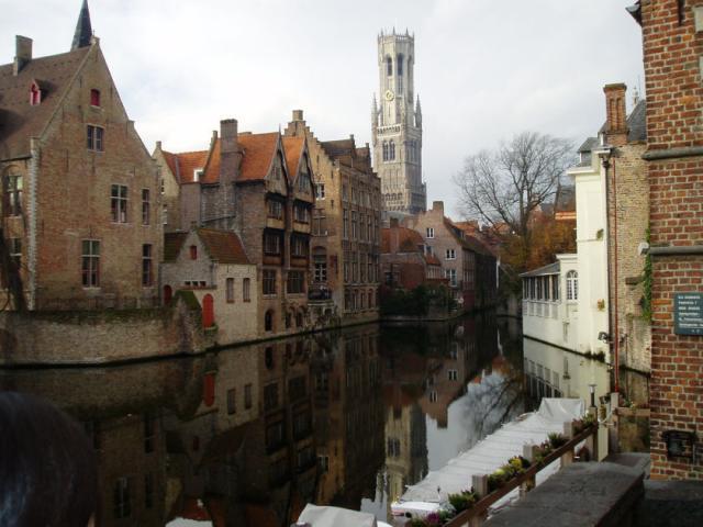 Category Bruges Rozenhoedkaai canal
