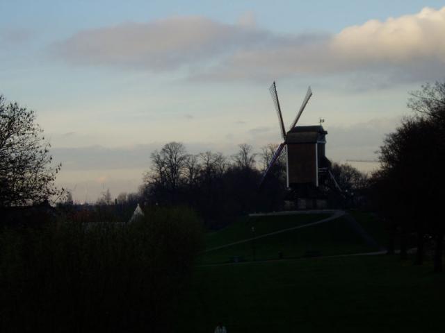 Category Bruges Sint-Janshuismolen