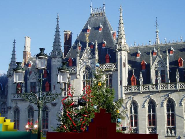 Category Bruges Place du Bourg