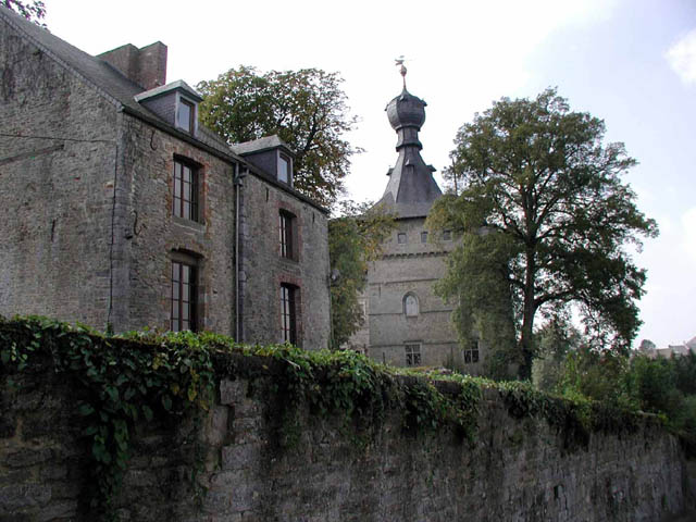 Category Chimay Chimay castle
