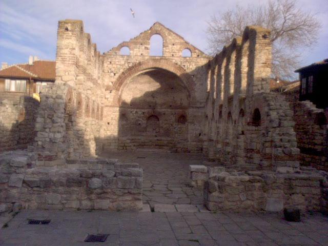 Eglise de St Sophie