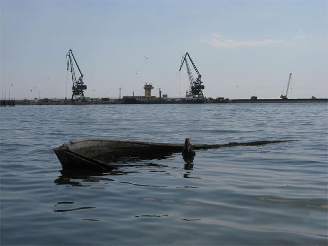 Balchik harbor