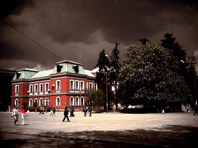 Municipality hall