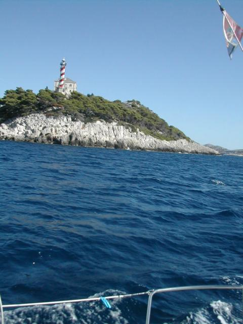 Sestrice lighthouse