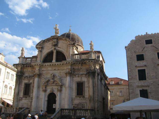 Categorie Dubrovnik Eglise Saint Blaise