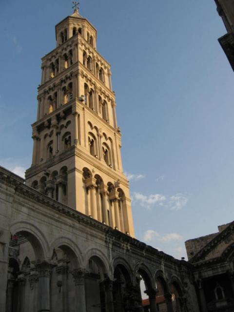 Categorie Split Cathédrale Saint-Domnius