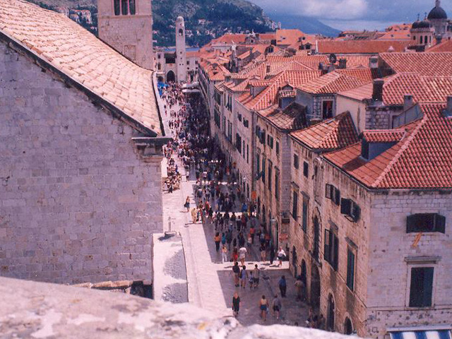 Categorie Dubrovnik Centre-ville