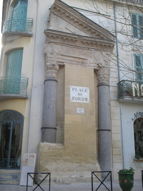 Category Arles Place Du Forum
