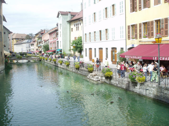 Category Annecy Downtown