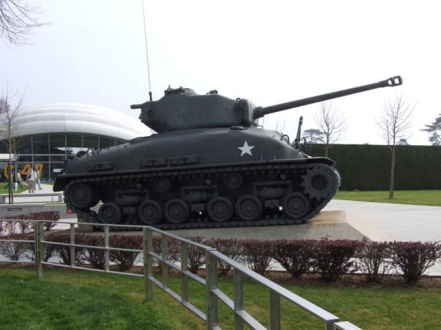 Musée des troupes aéroportées