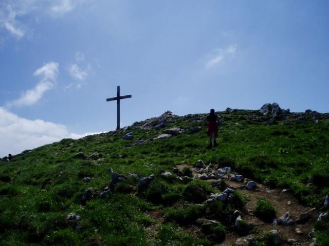 La Grande Sure sommet