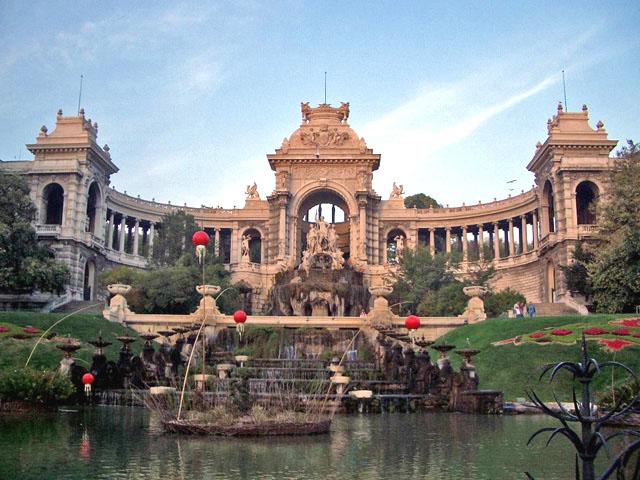 Category Marseille Palais Longchamp