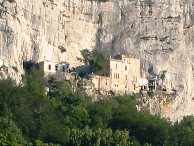 Mary Magdalene cave