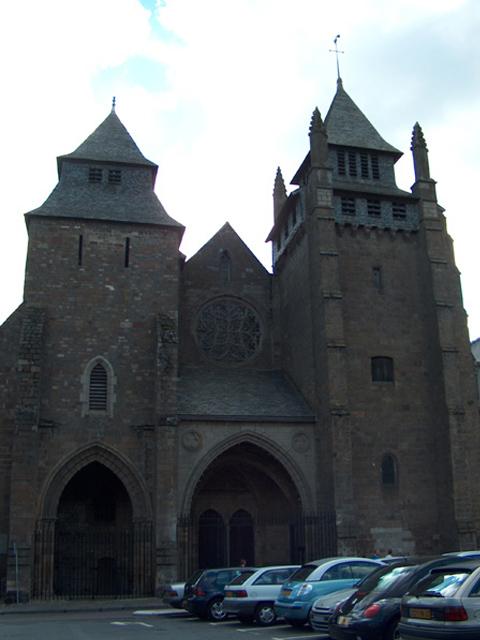 Cathédrale Saint-Étienne de Saint-Brieuc