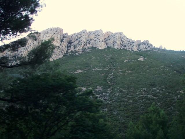 Massif de la Sainte-Baume