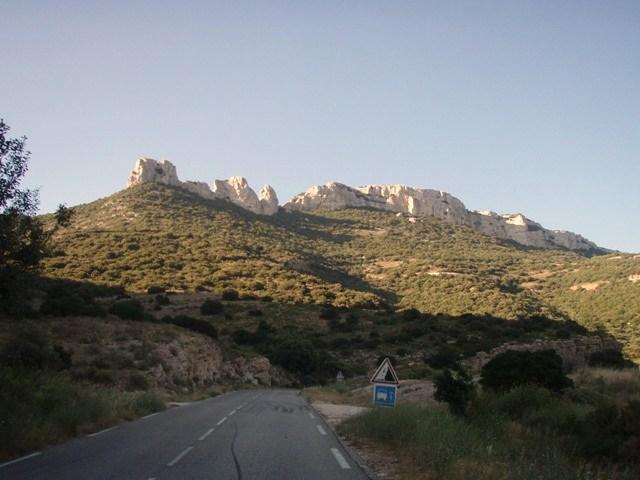 Sainte-Baume mountain