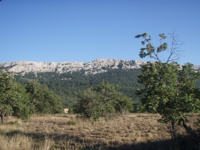 Massif Sainte Baume