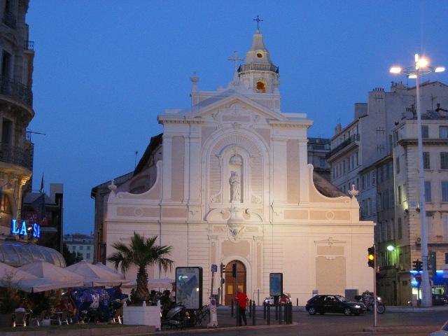 Category Marseille Church