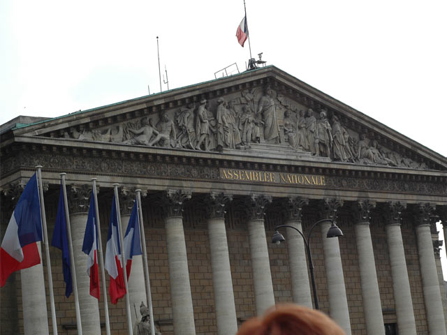 Category Paris National Assembly of France