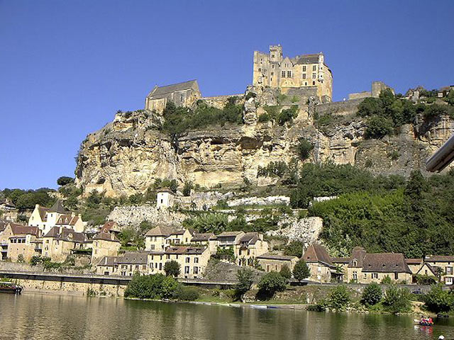 Beynac and his castle