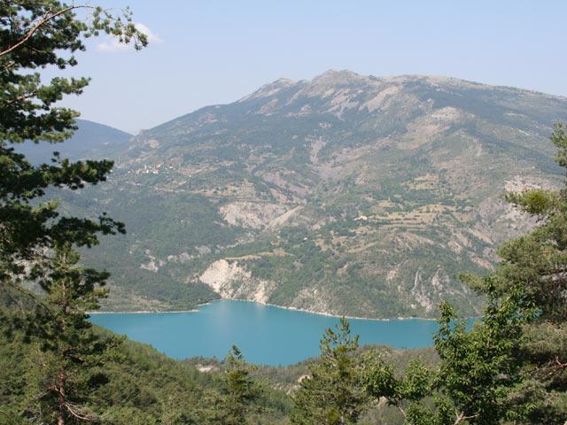 Lac de Castillon du Verdon