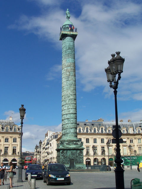 Category Paris Place Vendome