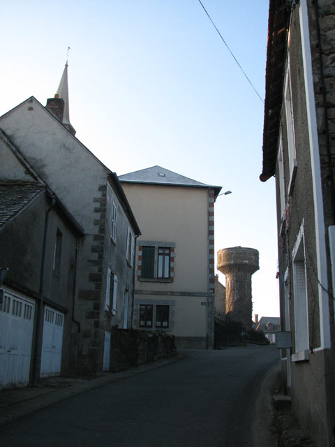 Category Arnac la Poste Street