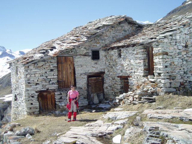 Chalet de la sassiere tignes france landolia un monde for Maison typique du nord de la france
