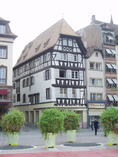 Category Strasbourg Kleber place