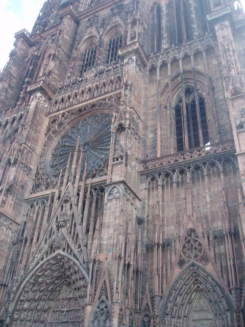 Category Strasbourg Cathedral of Our Lady