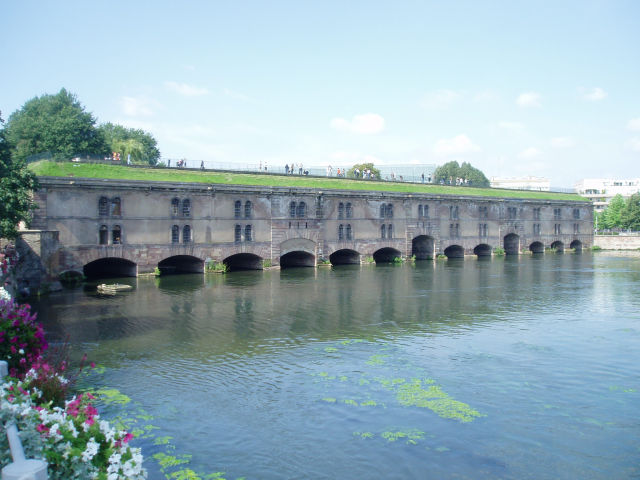 Category Strasbourg Barrage Vauban