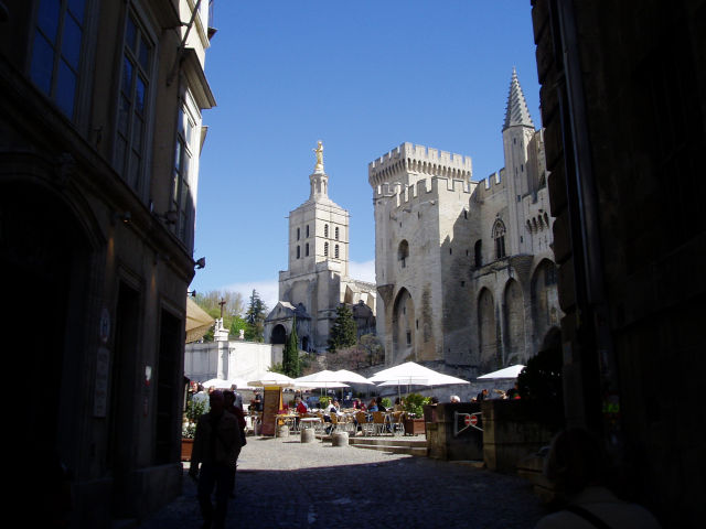 Cathédrale Notre-Dame des Doms d'Avignon