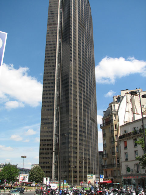 Category Paris Maine-Montparnasse Tower