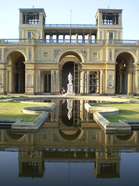 Palais Orangery
