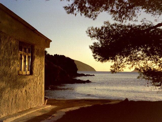 Sunrise on the Peloponnese
