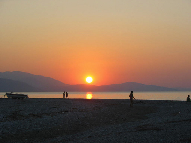 Porovitsa beach