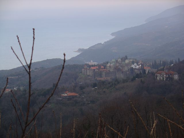 Mont Athos