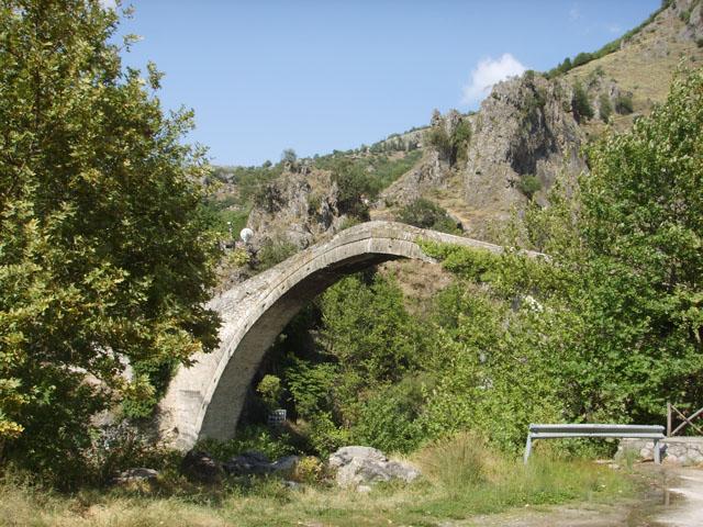 Old bridge of Konitsa
